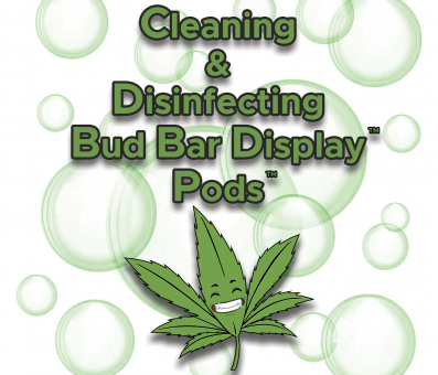 Cleaning Bud Pods