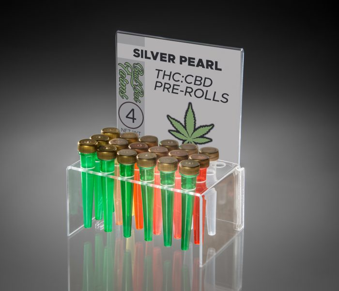 Cone Display Case for Prerolls